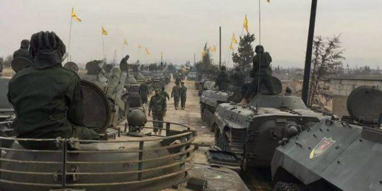 Hezbollah has 10,000 fighters in Syria ready to confront Israel, commander says