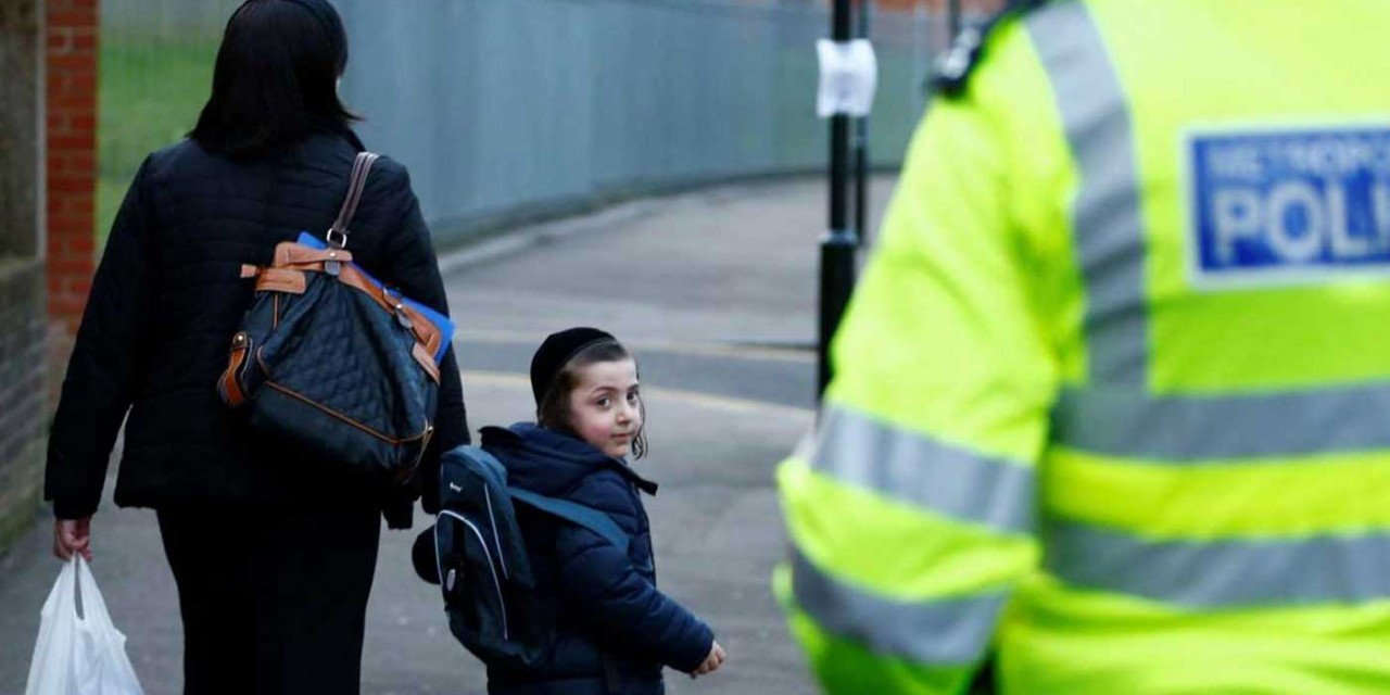 New anti-Semitism report shows 30% increase in UK; Incidents at Jewish schools double