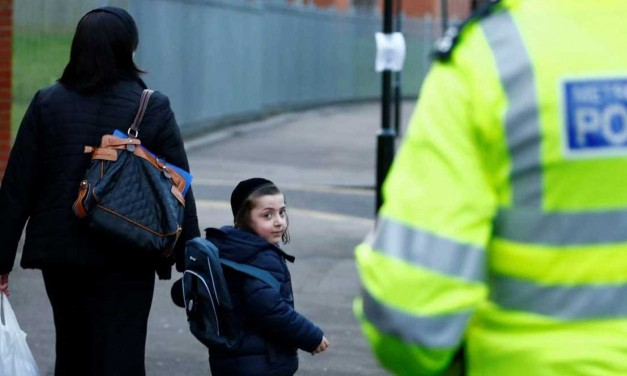 UK government anounces £13 million security budget for Jewish schools and synagogues