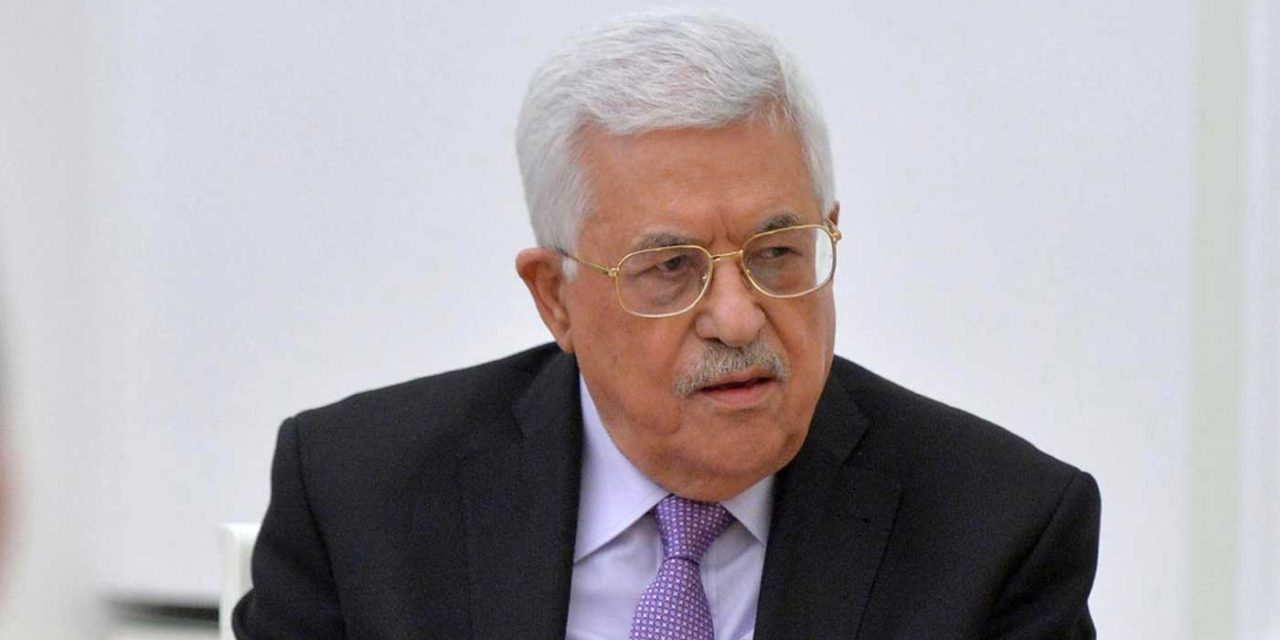 "Abbas: ""Even Britain"" stood against Trump's Jerusalem recognition"