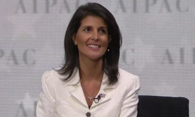 """WATCH: Nikki Haley – """"The days of Israel-bashing are over"""""""