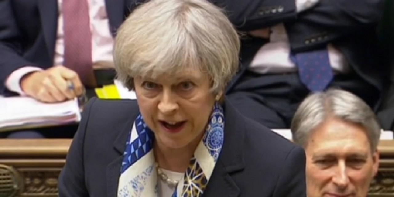 Theresa May: Universities must 'swiftly address' anti-Semitism