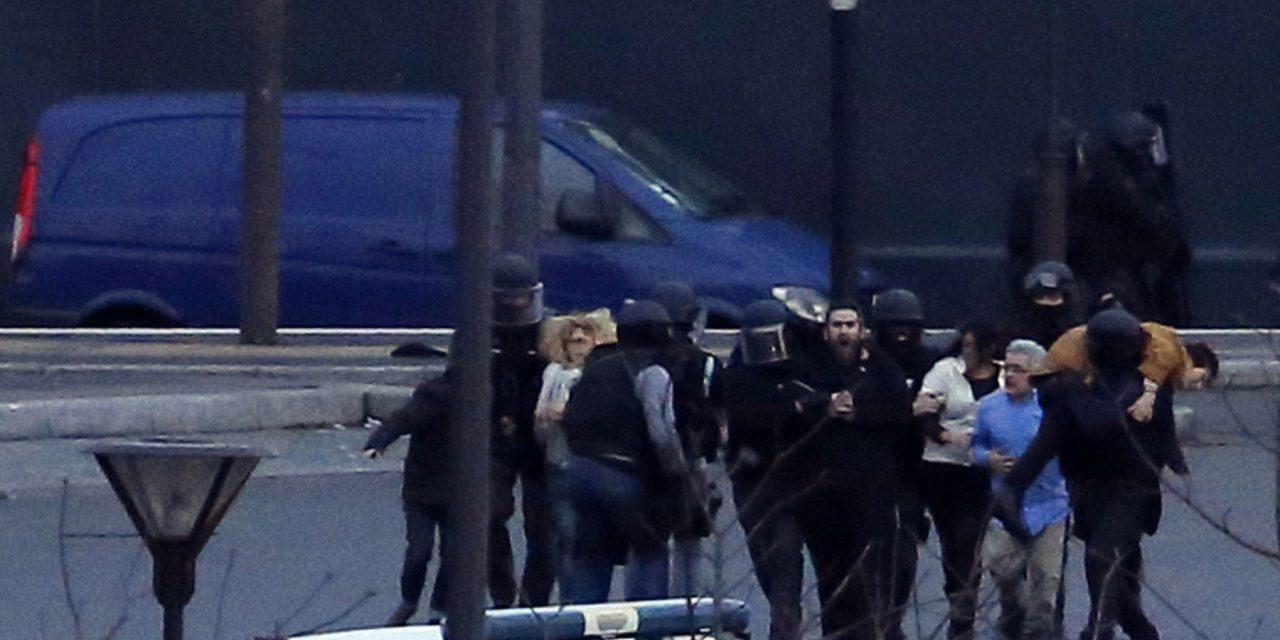 Ten people arrested over Paris kosher supermarket attack