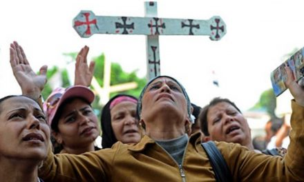 Palestinian Christian village attacked by Muslim gunmen who threw firebombs