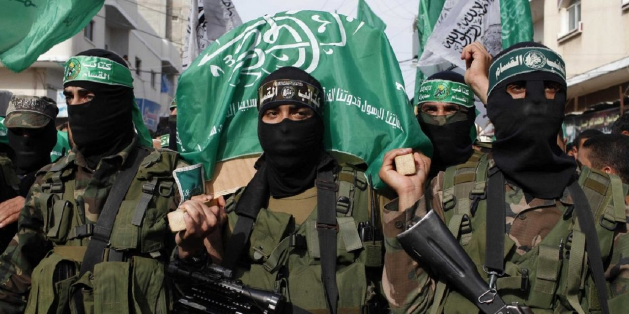 Hamas says 'annexation' by Israel is 'declaration of war'