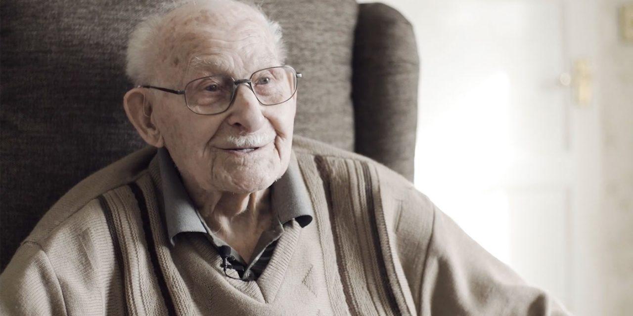 """Britain's Oldest Poppy Seller"", who survived Auschwitz, to celebrate 100th Birthday"