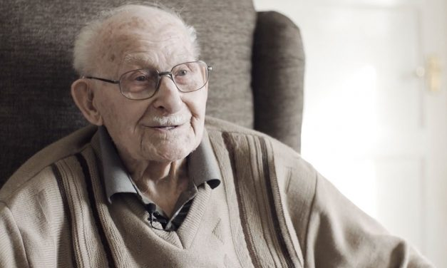 """Britain's Oldest Poppy Seller"", who survived Auschwitz, to celebrate 100th Birthday"