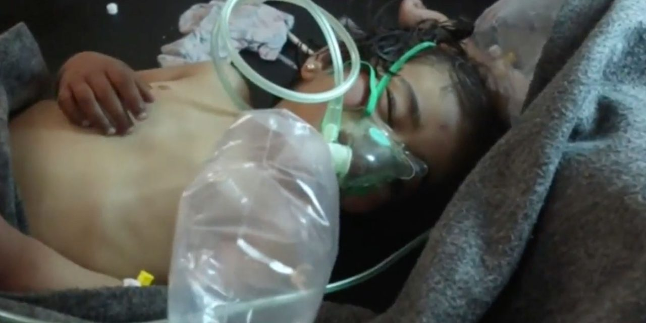 Israel's leaders condemn deadly gas attack on Syrian civilians