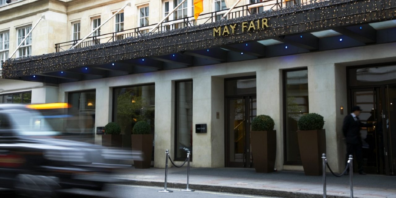 London's May Fair Hotel turns down screening film about Palestinian terrorist