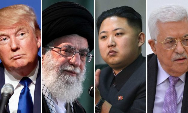 Trump, Abbas, Iran, North Korea and learning from past mistakes