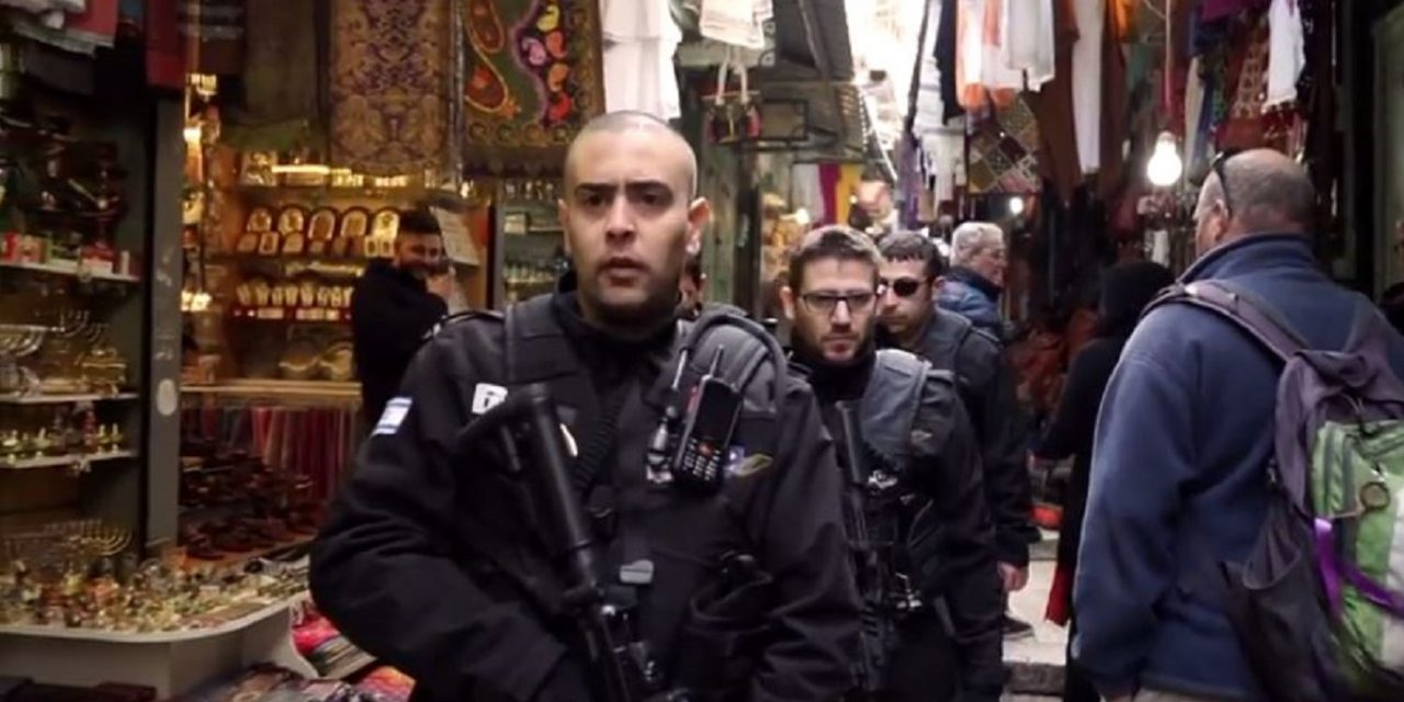 CUFI's Erich Stakelbeck on patrol with Israel's elite counterterror unit