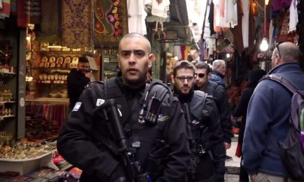 CUFI's Erich Stakelbeck on patrol with Israel's elite counterterror unit
