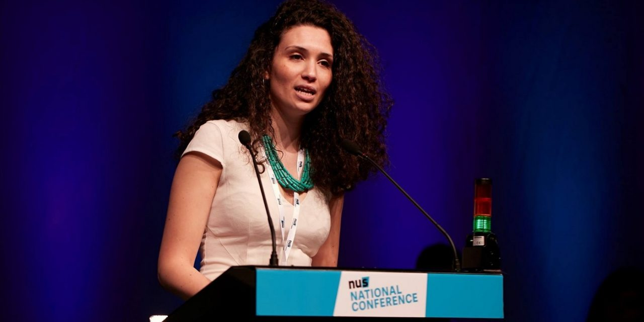 Controversial 'anti-Israel' NUS president in shock re-election defeat