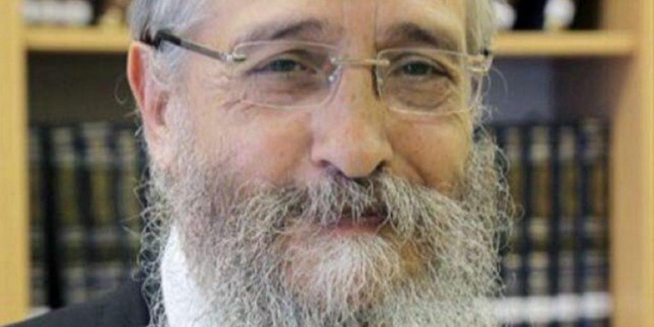 Jewish rabbi brutally beaten in Ukraine dies of wounds