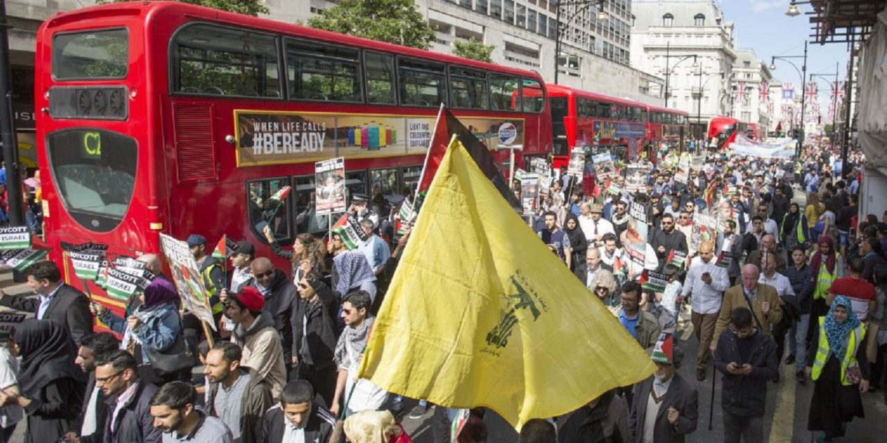 ACT NOW: Contact Mayor Sadiq Khan over anti-Semitic Al Quds Day March in London