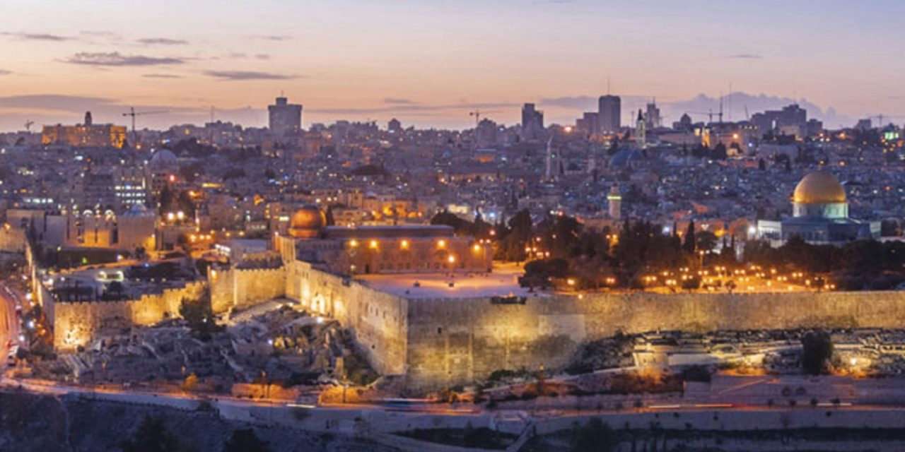 Will you be a Watchman on the walls of Jerusalem?