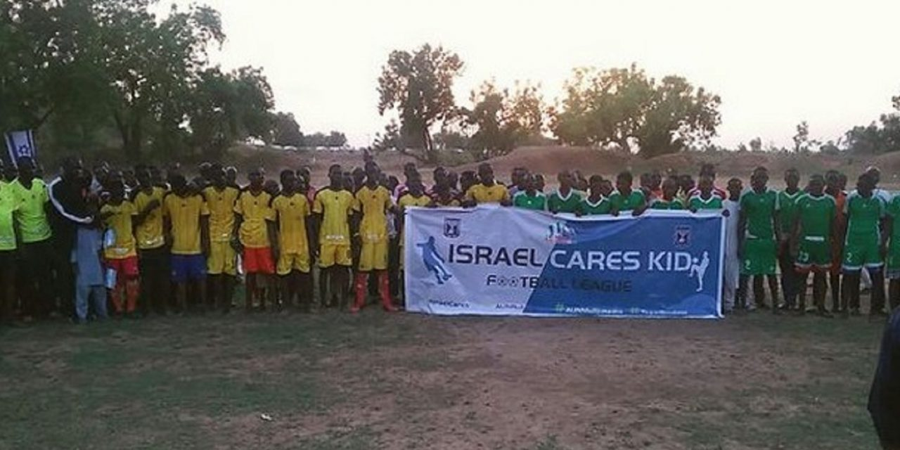 Israel's Ambassador to Nigeria cancels party to use money for children who escaped Boko Haram