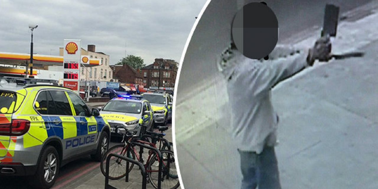 BBC fails to report knifeman's threat to kill Jews in north London