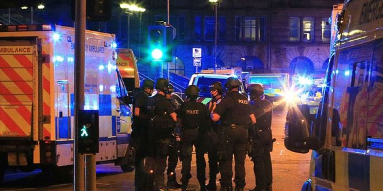 Anti-Semites take to social media to blame Manchester attack on….Jews and Israel