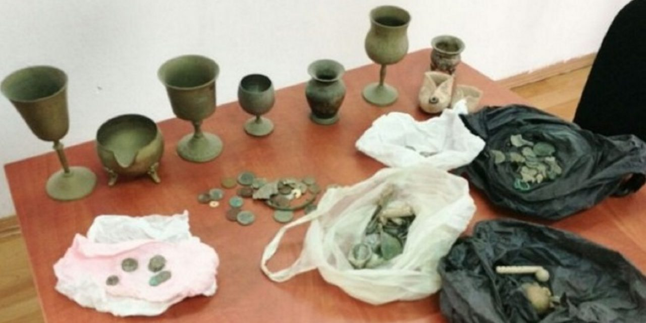 Israeli police recover millennia-old antiques stolen by Palestinian