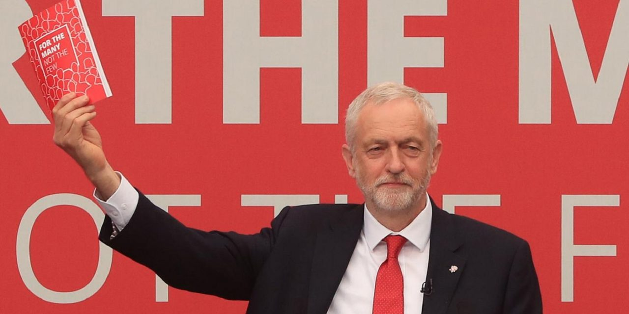 """BREAKING: """"A Labour government will IMMEDIATELY RECOGNISE the state of PALESTINE"""" says Labour Manifesto"""