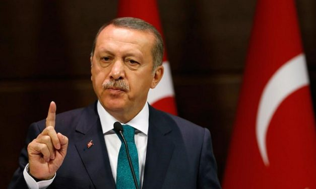 "Erdogan threatens ""Zionists"" with ""high price"" over Jerusalem which is ""capital of Muslims"""