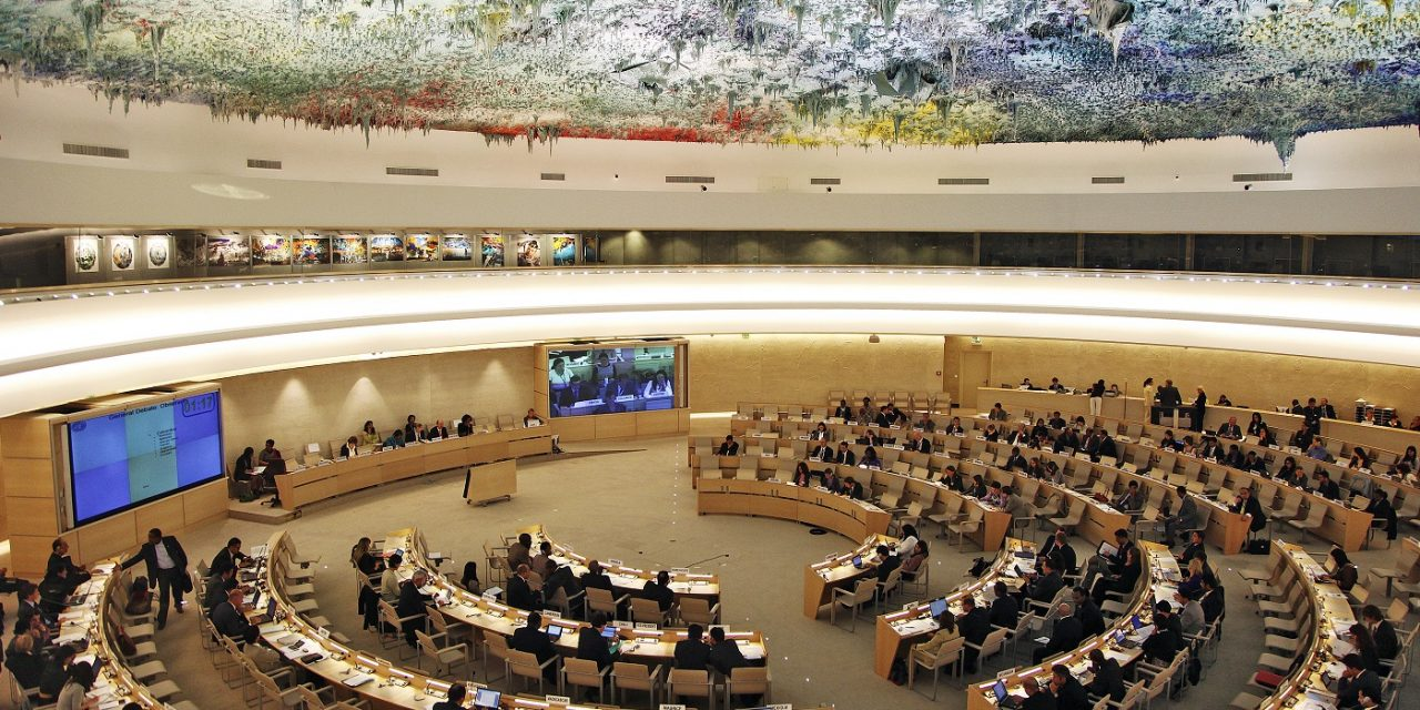 Russia and China elected to UN Human Rights Council
