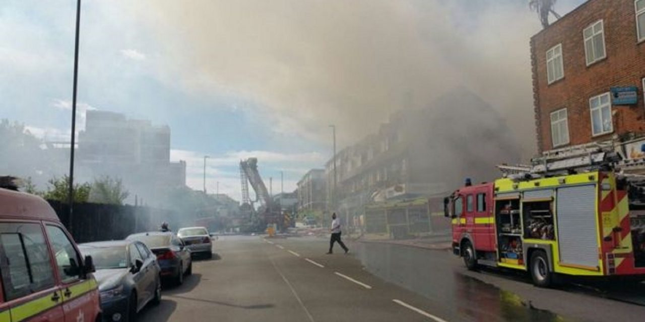 Fires at FOUR Jewish restaurants/stores in UK in past 10 days