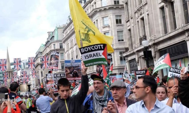 20,000 sign petition calling for BAN of Al-Quds march in London