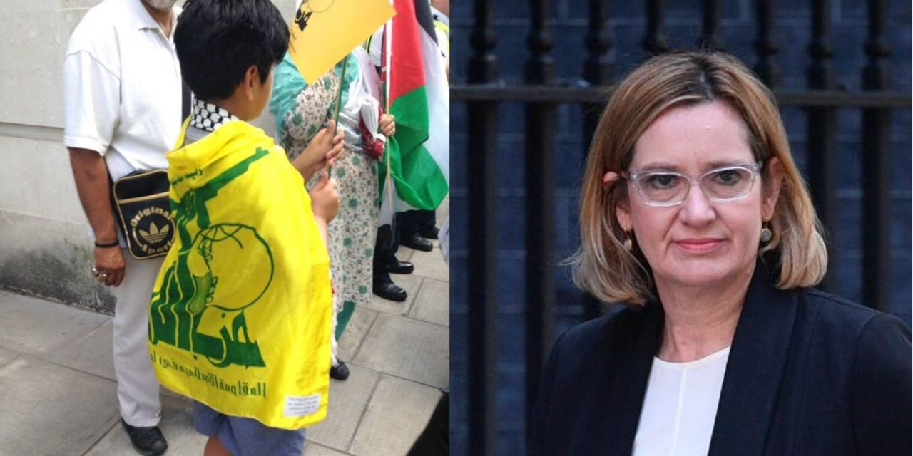 Over 10,000 sign petition calling upon Amber Rudd to BAN Hezbollah
