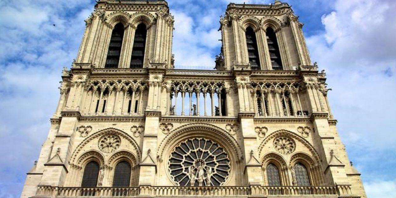 "BREAKING: ""Incident"" at Notre Dame Cathedral in Paris; reports of gunfire"
