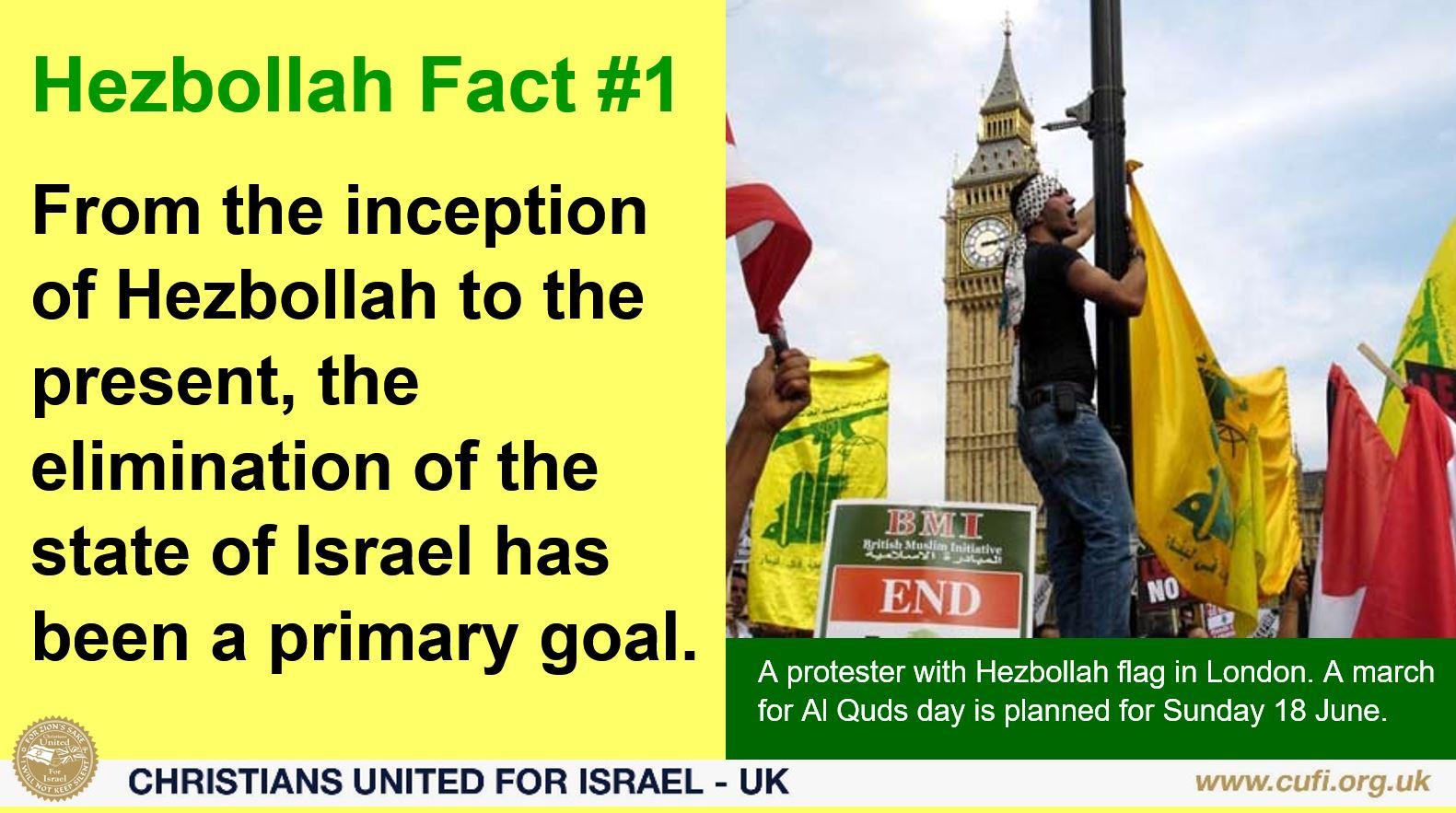 Hezbollah fact #1