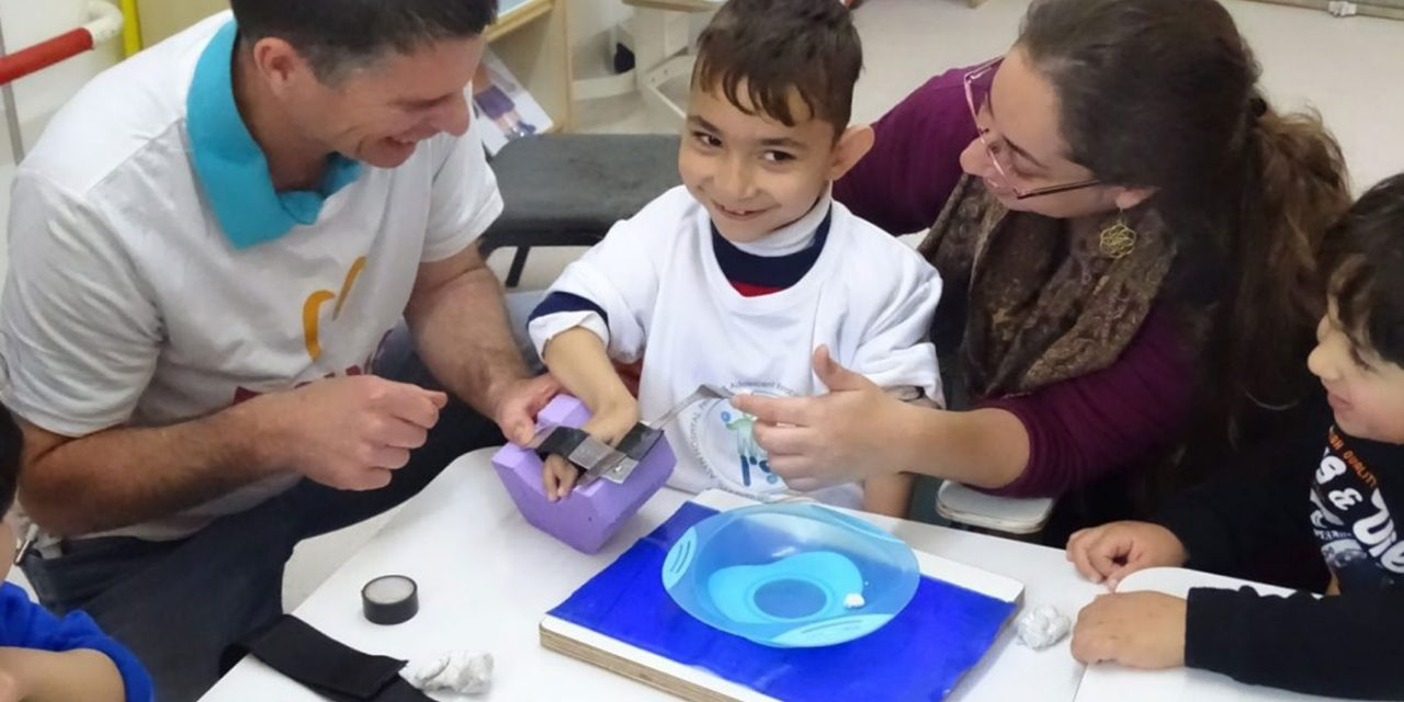One-of-a-kind hospital opens in Jerusalem where new inventions are made for each special-needs patient