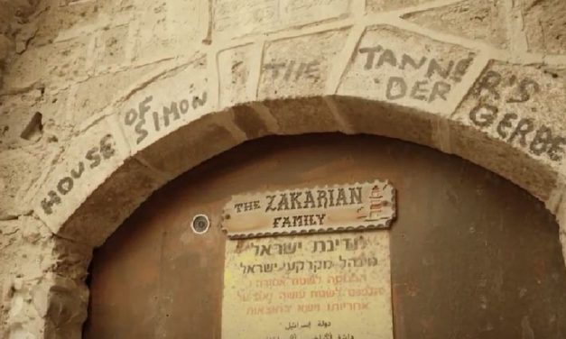 Incredible Biblical heritage of ancient Israeli port city of Jaffa