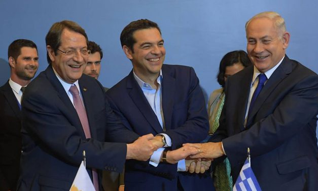 Netanyahu attends successful Trilateral Summit between Israel, Greece and Cyprus