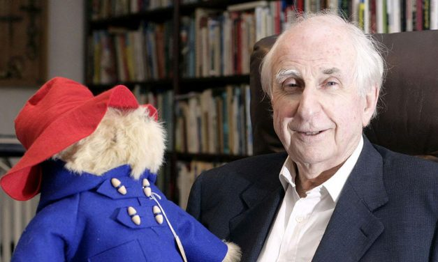 Paddington Bear was inspired by Jewish refugee children said author who passed away this week