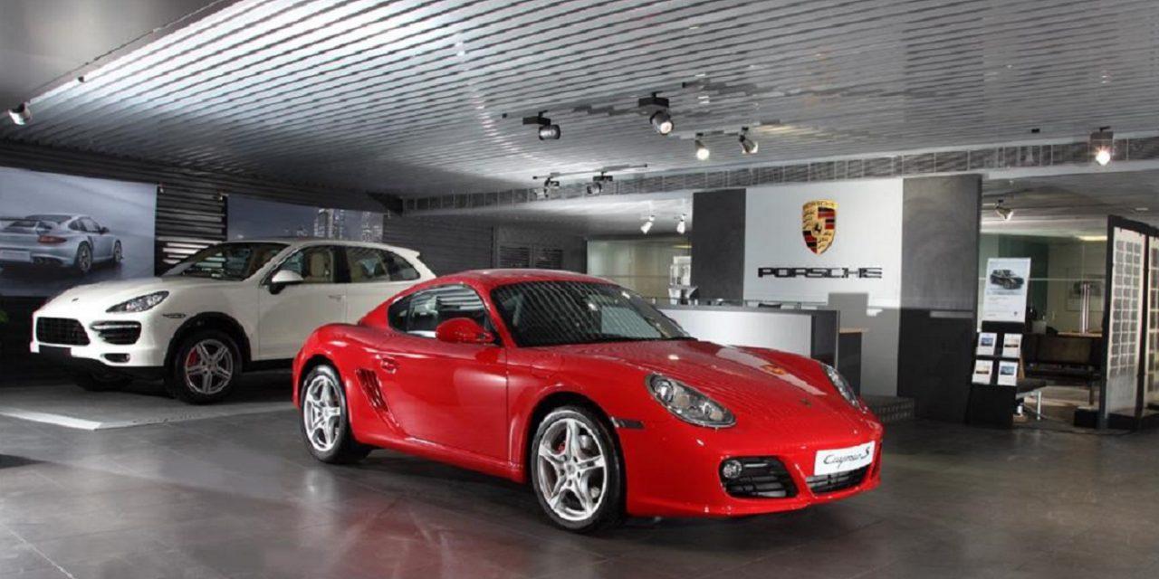 Porsche invests tens of millions in Israeli auto-tech