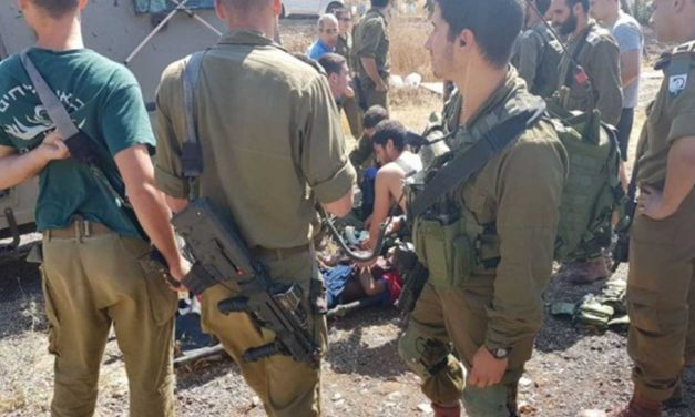 Israeli soldier wounded in stabbing attack, female terrorist shot dead