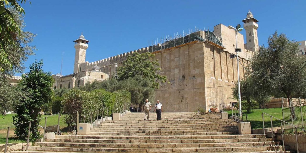 "BREAKING: UNESCO lists Hebron and Tomb of Patriarchs as ""Palestinian"" World Heritage Site"