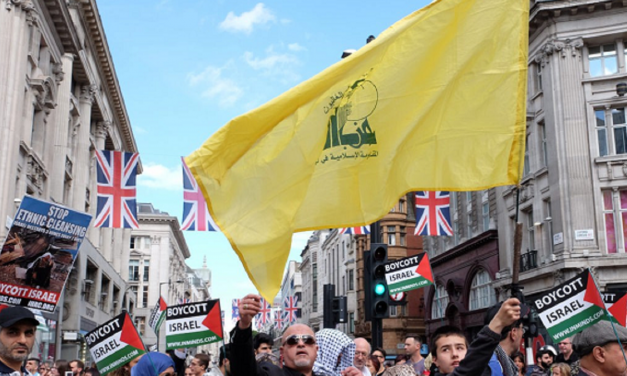 Revealed: The symbolism behind Hezbollah's notorious jihad flag