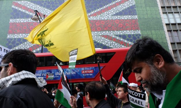 LONDON: Anti-Israel, pro-Hezbollah hate rally planned to mark end of Ramadan
