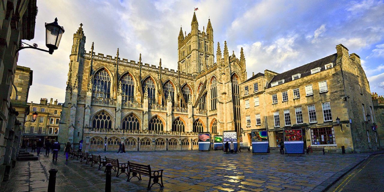 "Bath Abbey exhibit ""promotes Jew-hatred"""