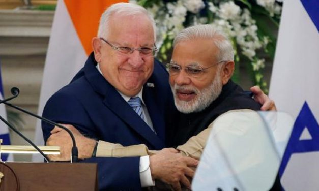 India rejects Palestinian invitation as Israel prepares for historic visit of PM Modi