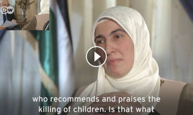 "WATCH: Jordanian MP praises murder of 7 Israeli schoolgirls saying ""they're enemies"""