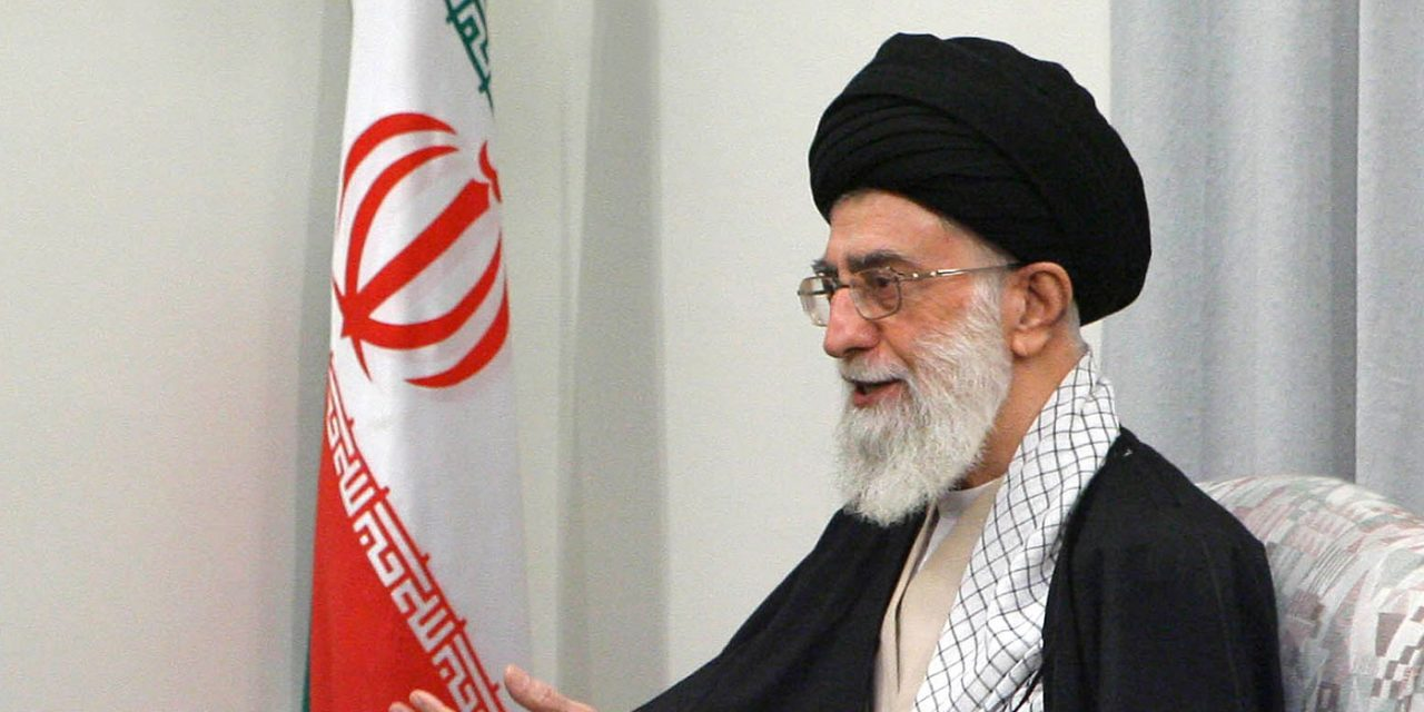 Iran's Khamenei bans vaccines from US and Britain
