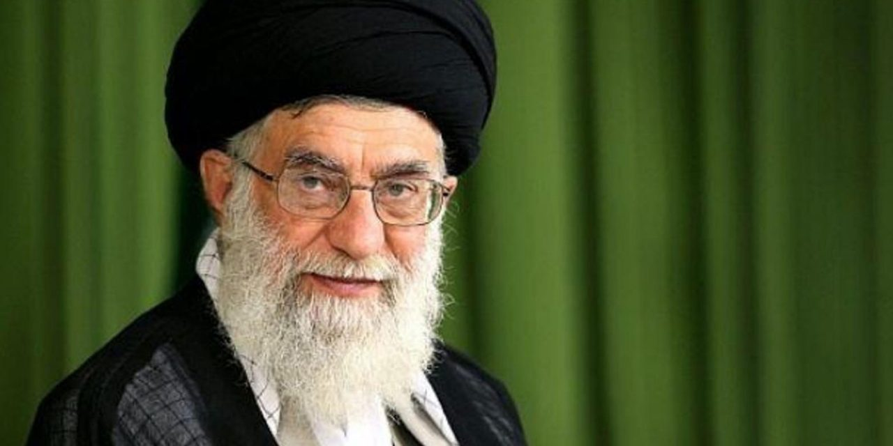 "Khamenei calls for global ""jihad"" against Israel, pledges terror funding for Palestinians"