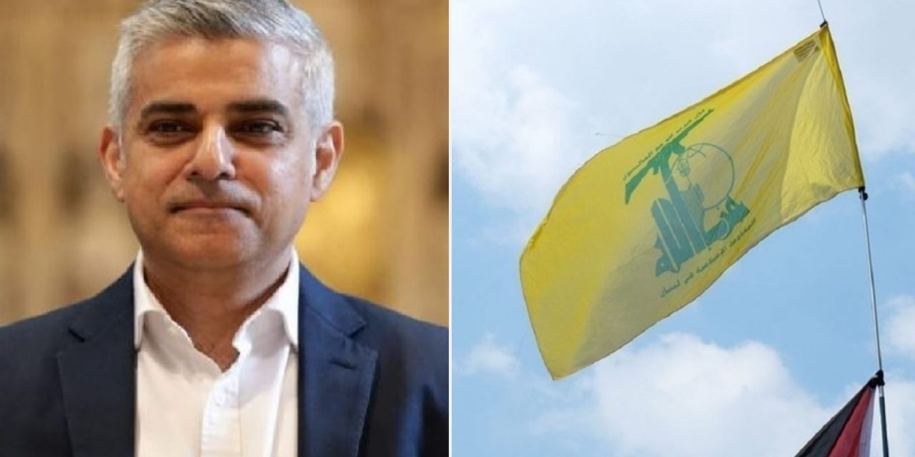 BREAKING: Sadiq Khan urges Amber Rudd to ban Hezbollah