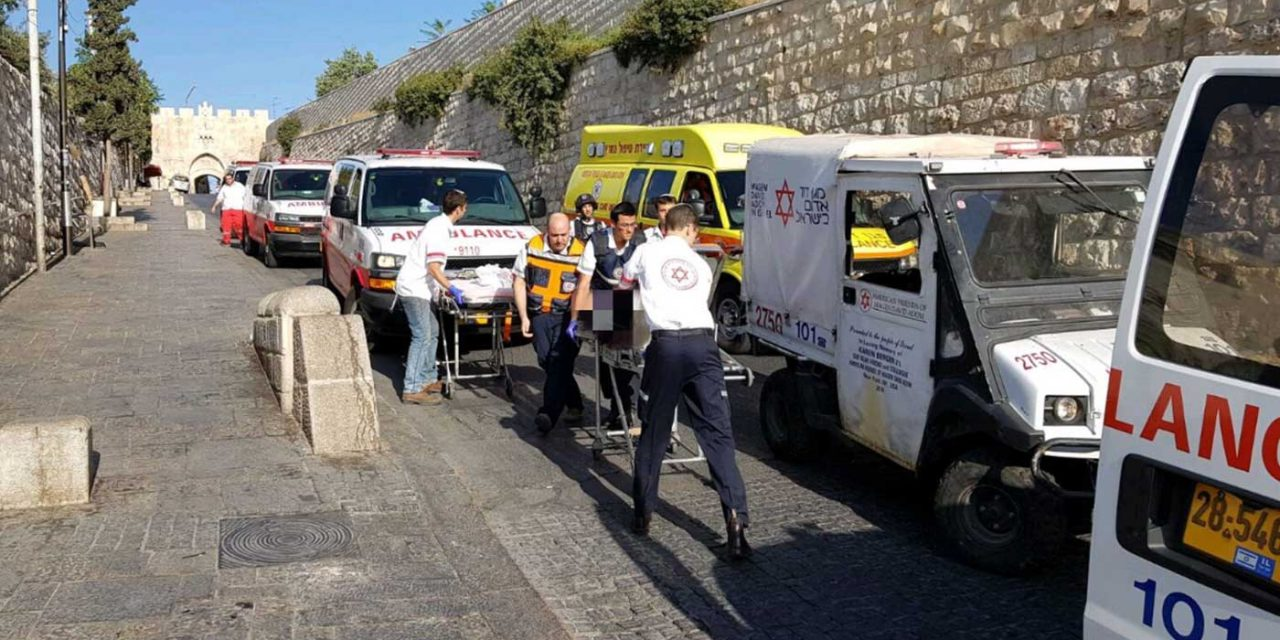 BREAKING: 2 Israeli policemen shot dead outside Temple Mount, 3 Muslim terrorists neutralised