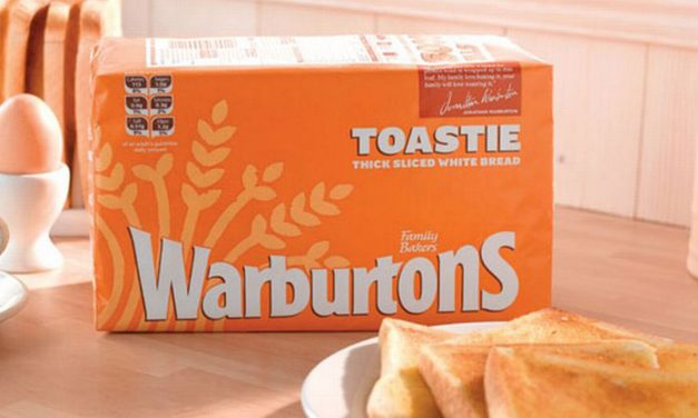 Warburtons, Britain's most popular bread maker, has gone Kosher