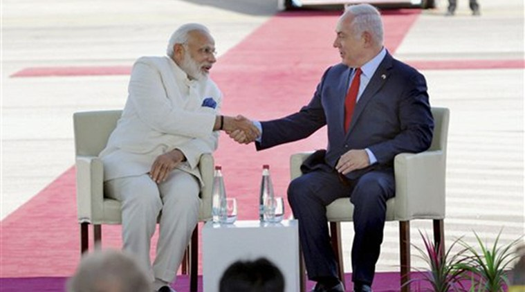 Indian PM Modi's historic visit to Israel hailed a huge success